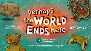 BWW Interview: Michael Max Kohl of PERHAPS THE WORLD ENDS HERE at Local Classic Repertory