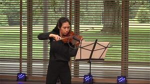 BSO Violinist Julianne Lee Performs Daniel Bernard Roumain's 'Filter' and Pinchas Zukerman Program on WCRB
