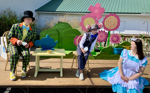 Millbrook Playhouse Youth Ensemble Presents ALICE IN WONDERLAND