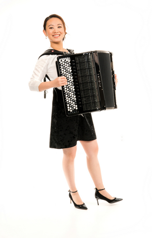 Artist Series Concerts of Sarasota Presents Live Luncheon and Virtual Concert With Classical Accordionist Hanzhi Wang