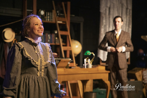 BWW Review: DADDY LONG LEGS at The Firehouse Theatre