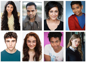 Disney Channel Casting Sets Exciting Tempo for Upcoming Original Movie SPIN