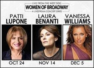 Hennepin Theatre Trust Announces Livestreaming Concert Series Featuring Patti LuPone, Laura Benanti & Vanessa Williams