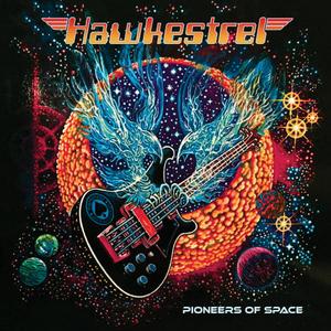 HAWKESTREL Release Second Album 'PIONEERS OF SPACE'