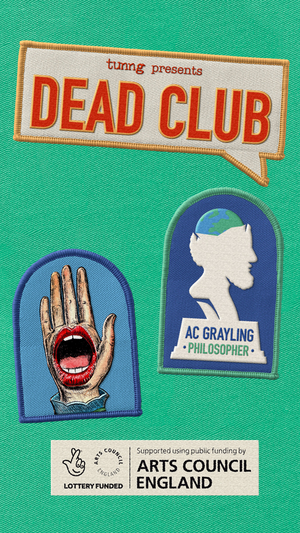 Tunng Releases Episode 5 of The DEAD CLUB Podcast