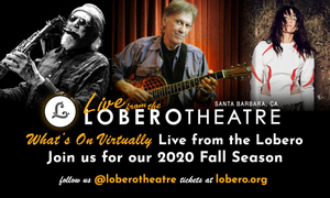 Live From the Lobero Announces Live Streamed Event With Charles Lloyd Ocean Trio