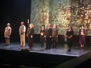 BWW Review: CAMERA, THE INGRID BERGMAN MUSICAL at Kulturhuset Spira