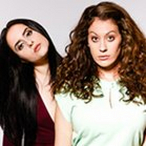 Corinne Fisher and Krystyna Hutchinson to Perform at Comedy Works South at the Landmark