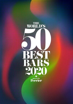 THE WORLD'S 50 BEST BARS 2020-Revealed in November