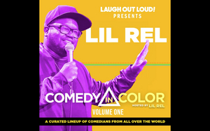Kevin Hart Presents COMEDY IN COLOR Audiobook Series
