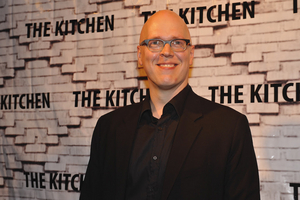Tim Griffin, The Kitchen's Director and Chief Curator, Steps Down