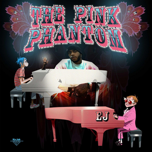 Elton John & 6LACK Join Gorillaz for 'THE PINK PHANTOM'