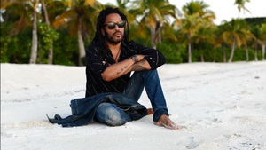 Lenny Kravitz Talks About Finding His Voice on CBS SUNDAY MORNING