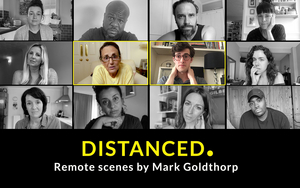 Lesley Joseph, Dianne Pilkington, Joseph Millson and More Star in DISTANCED. Written and Directed by Mark Goldthorp