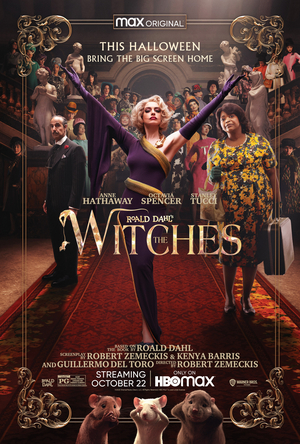 ROALD DAHL'S THE WITCHES Will Premiere on HBO Max