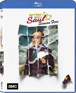 BETTER CALL SAUL Season 5 Comes to Blu-ray & DVD 11/24