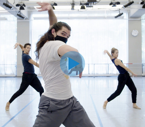 Video: Jera Wolfe On Creating Dance For Film