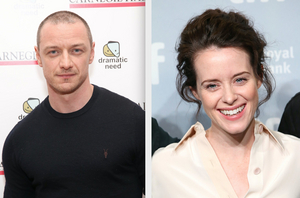 James McAvoy & Claire Foy Will Lead MY SON