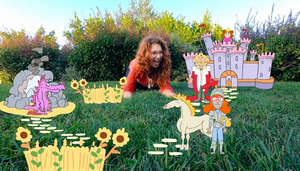 Rena Strober Releases New Family Music Video 'Imagine That!'