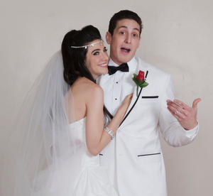 BWW Feature: TONY N' TINA'S WEDDING Will Celebrate with a Live Performance on Zoom on Oct. 8
