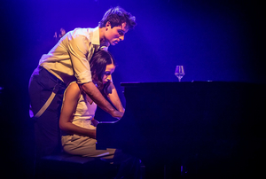 BWW Review: THE LAST FIVE YEARS, Southwark Playhouse