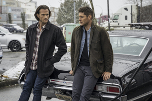 TNT Celebrates The CW'S SUPERNATURAL Final Season with Two Marathons