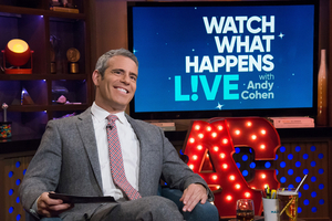 WATCH WHAT HAPPENS LIVE WITH ANDY COHEN Returns Oct. 11