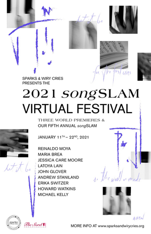 Sparks & Wiry Cries Presents Virtual 2021 SongSLAM Festival