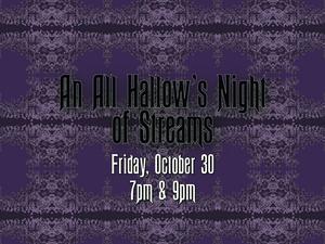 Savannah VOICE Festival Announces AN ALL HALLOW'S NIGHT OF 'STREAMS'