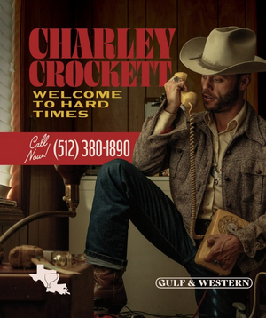 Charley Crockett Releases 'Wreck Me' Video