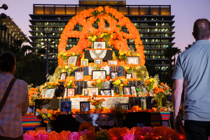 Grand Park's Downtown Día de los Muertos Offers Digital Programming and Public Art Installations