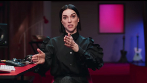 St. Vincent to Teach Creativity and Songwriting Master Class