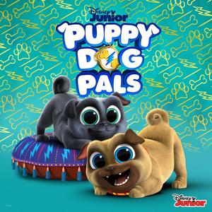 Disney Junior Renews PUPPY DOG PALS for Season Five