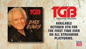 T. Graham Brown Releases Acoustic Album 'Bare Bones'