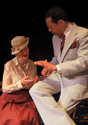 Peter Jay Fernandez and Kathleen Chalfant Reunite for New Federal Theatre's DR. DUBOIS AND AND MISS OVINGTON