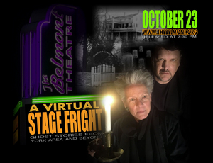 The Belmont Theatre Presents A VIRTUAL STAGE FRIGHT