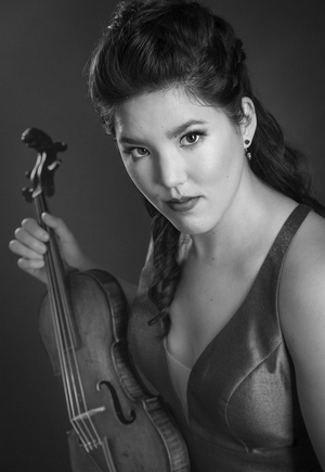 Violinist Rachell Ellen Wong Makes Virtual Debuts With Seattle Symphony, Valley of the Moon Festival and More