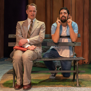 BWW Review: THE ZOO STORY at Gamut Theatre Group