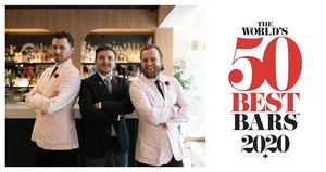 MAYBE SAMMY of Australia wins Michter's Art of Hospitality Award