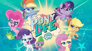 Discovery Family Channel Introduces MY LITTLE PONY: PONY LIFE
