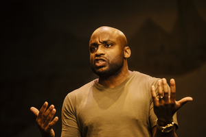 BWW Review: STILL. Written and Performed by Javon Johnson