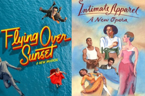 Lincoln Center Theater Announces INTIMATE APPAREL And FLYING OVER SUNSET Will Open in Fall 2021