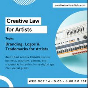 Creative Law For Artists Series Welcomes Guest Speaker Anika Jackson