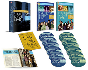 SATURDAY NIGHT LIVE: THE EARLY YEARS 12-Disc Set Available Now