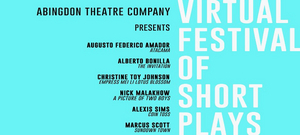 Abingdon Theatre Company Announces Finalists for VIRTUAL FALL FESTIVAL OF SHORT PLAYS