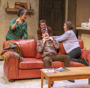 BWW Review: WEEKEND COMEDY at Des Moines Playhouse: