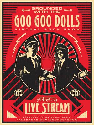 Goo Goo Dolls Announce Immersive Livestream Concert In Partnership With FanTracks