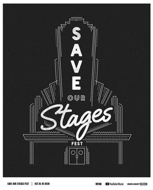 Youtube Music And NIVA Reveal Schedule For SAVE OUR STAGES Festival