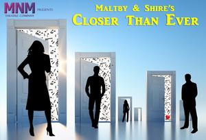 MNM Theatre Company To Stream Maltby & Shire's CLOSER THAN EVER On Demand