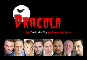 The Theater Project Presents DRACULA, THE RADIO PLAY